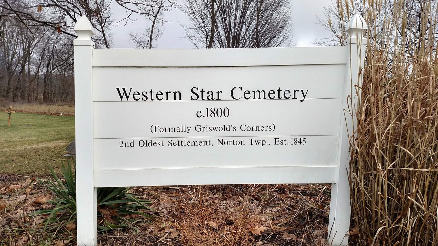 pic of Western Star Graveyard
