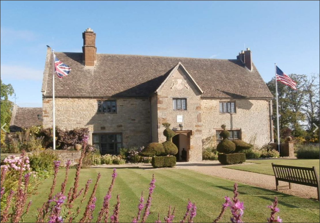 pic of Sulgrave Manor