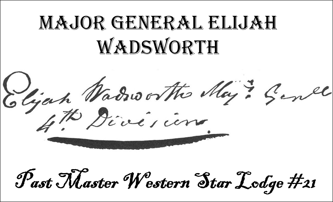 pic of Wadsworth's signature